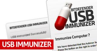 USB Immunizer  BitDefender Labs