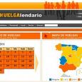 calendario huelgas españa