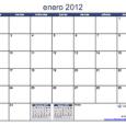 calendario 2012 pdf imprimible excel