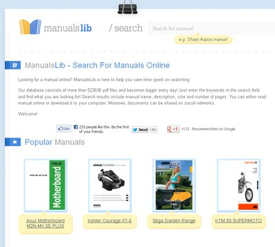 manualslib manuales descarga pdf dispositivos