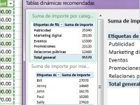 Disponible la versión preview de Microsoft Excel 2013