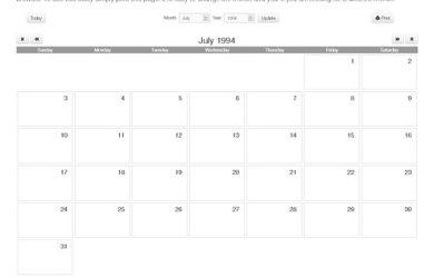 printablecalendar imprimir calendario online
