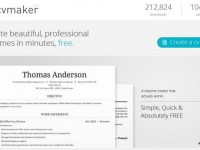 Create professional resumes online for free  CV Maker