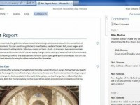 Microsoft actualiza las versiones de Office Web Apps
