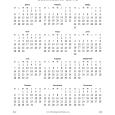 Calendario 2013 para descargar e imprimir