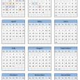 chandoo calendario excel 2013