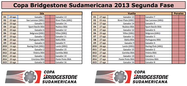 excel fixture copa sudamericana 2013 1