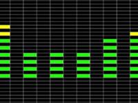 Un videoclip musical en una hoja de cálculo