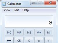 agregar calculadora en excel
