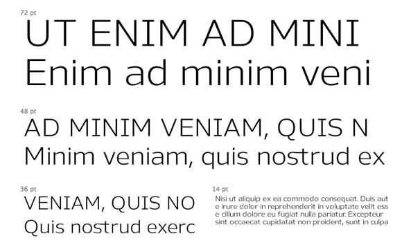 tipos de letras estilizadas