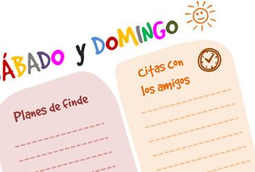 lista de tareas imprimir pdf
