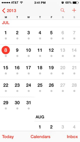 calendario compartido gmail