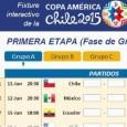 fixture copa america chile 2015 excel