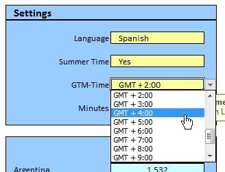 calendario excel copa america centenario idioma