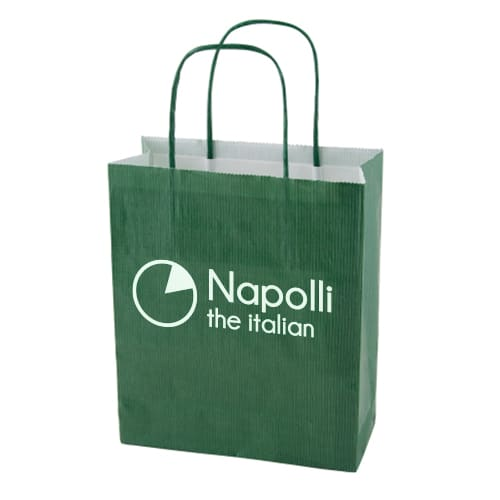 branding corporativo bolsas papel tela