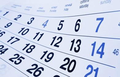calcular dias entre dos fechas