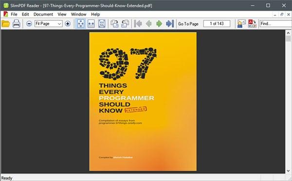 programa rapido archivos pdf