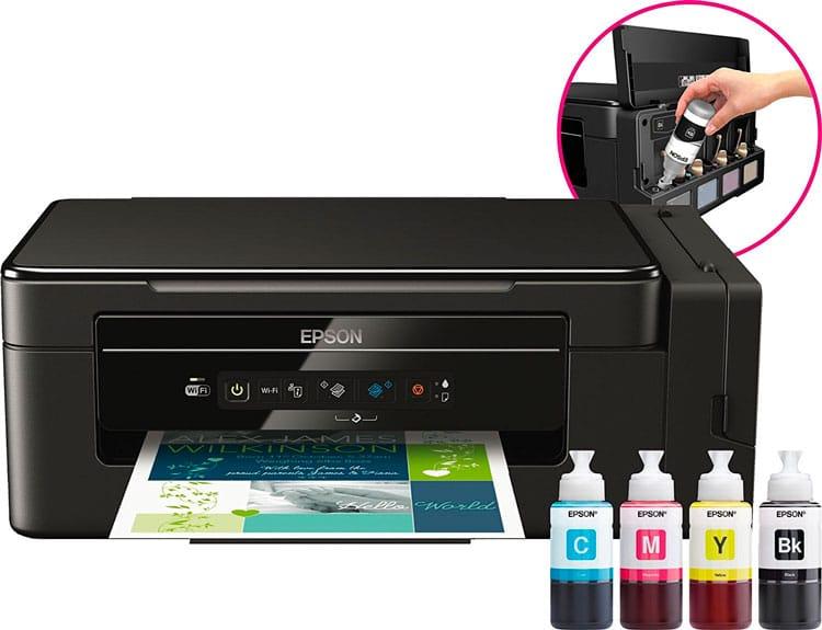Las Mejores Impresoras De Tanques De Tinta Para Tu Oficina