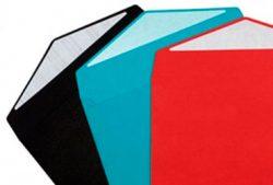 Imprimir sobres de papel: modelos, plantillas y servicios de pago