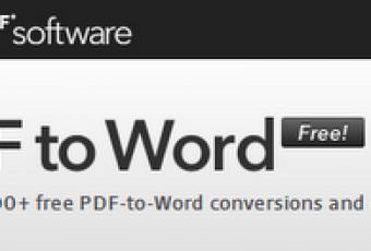 Recopilación de 8 herramientas para trabajar con PDFs