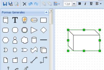 Diagramly, servicio para hacer diagramas online