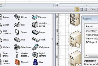Descarga formas o shapes para Microsoft Visio