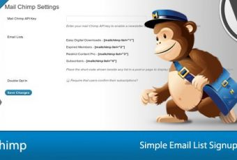 Los mejores 15 plugins para WordPress de eMail Marketing