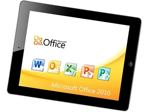 Word Excel en tablets Office