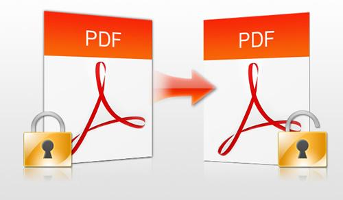 quitar contraseña archivos pdf