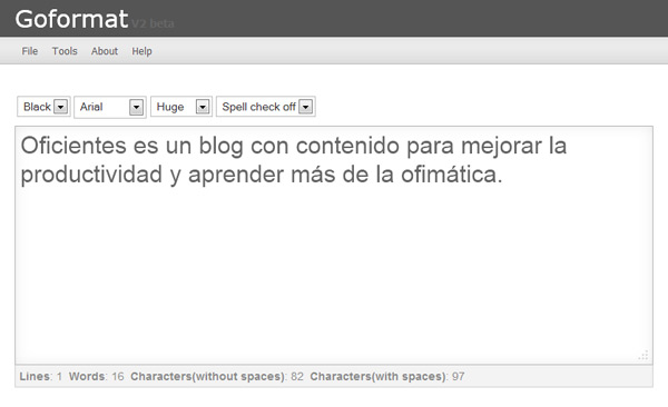 Optimiza el formato de los textos en Word