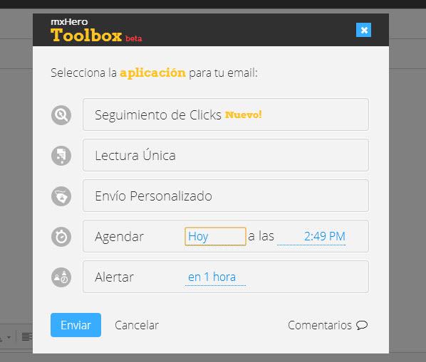 herramientas para mejorar gmail