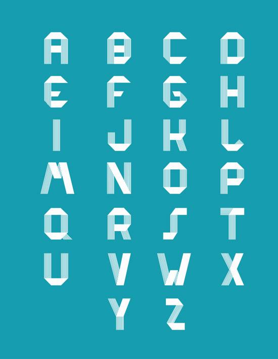 letras estilizadas