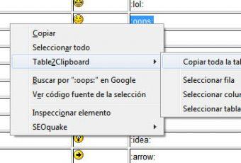 Copiar tablas en Excel desde internet con y sin formato