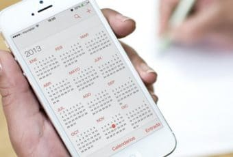 Ver en iPhone los calendarios compartidos de Gmail