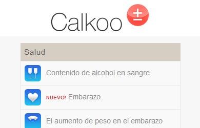 Calkoo, el sitio web donde calcular lo que se nos ocurra
