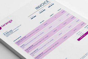 50 ejemplos creativos de formato de factura comercial