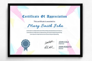 Diplomas para imprimir en Word