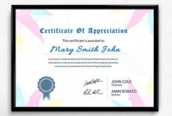 Plantillas de diplomas para editar e imprimir gratis (PDF y Word)