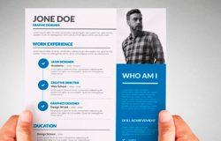 Modelos de Curriculum Vitae en PSD: lo mejor del 2016