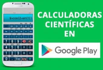 Aplicaciones de calculadora científica en Android para descargar