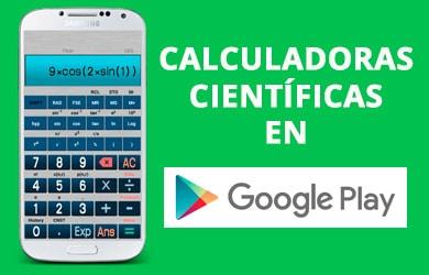 calculadora cientifica en android