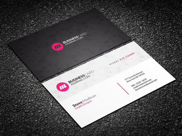 tarjeta presentacion corporativa