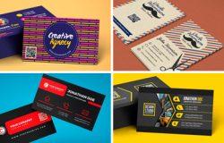 Tarjetas de visita para imprimir, descarga gratis los mejores y más originales diseños