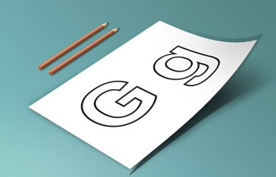 letras del abecedario para imprimir