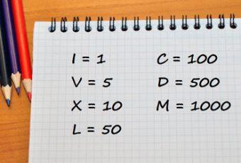 Conversor de números romanos en Excel