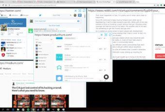 Pantalla dividida en Chrome para Windows (extensión gratis)