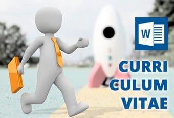 Curriculum Vitae en Word: plantillas, formatos y ejemplos gratis para descargar