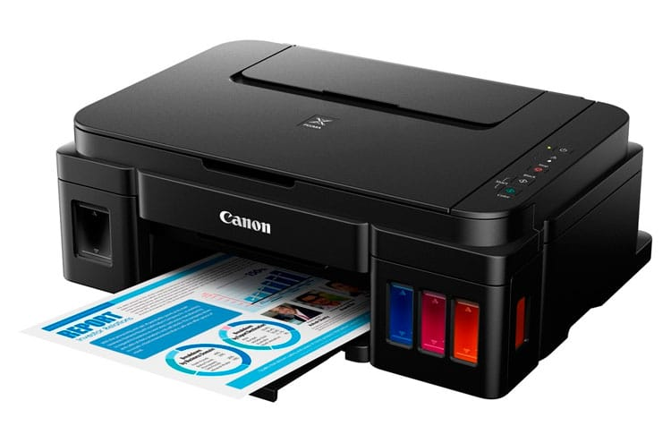 Canon PIXMA G3100 multifuncion tanques de tinta