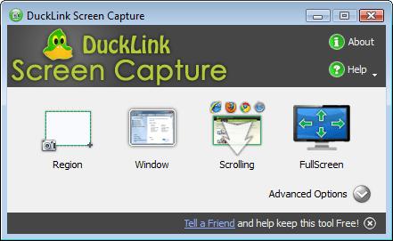 programa para capturar páginas web completas