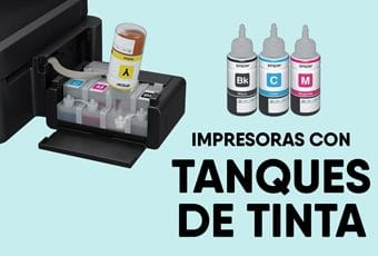 3 impresoras baratas con tanques de tinta para tu oficina (2017)